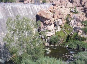 DeWeese Dam