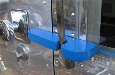 Make Your Own Suicide Door Security Latch